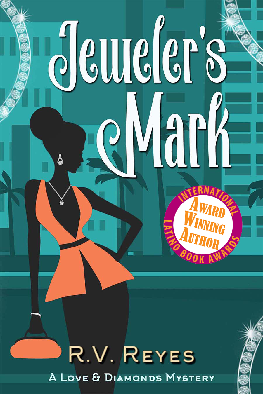 Cozy in miami page 2 adventures with a mystery writer jewelers mark w award fandeluxe Choice Image
