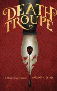 Death Troupe Harlequin Cover